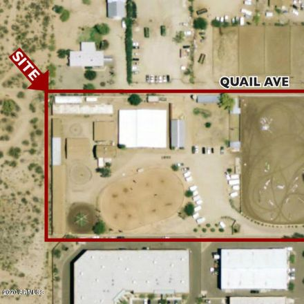 Rent this 1 bed house on 2105 East Quail Avenue in Phoenix, AZ 85024