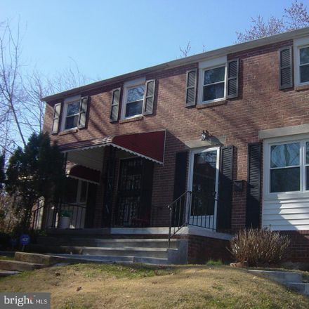 Rent this 3 bed house on 5518 Robinwood Avenue in Baltimore, MD 21207