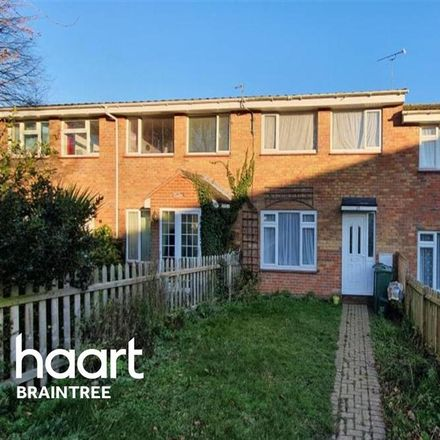 Rent this 3 bed house on Samphire Close in Braintree CM8 2XP, United Kingdom