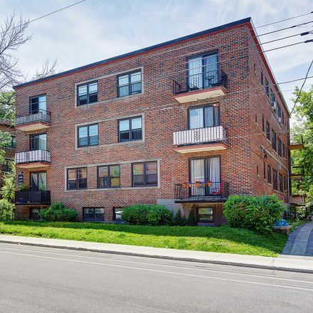 Rent this 1 bed apartment on 4522 Grand-Boulevard in Montreal, QC H4B 2X9