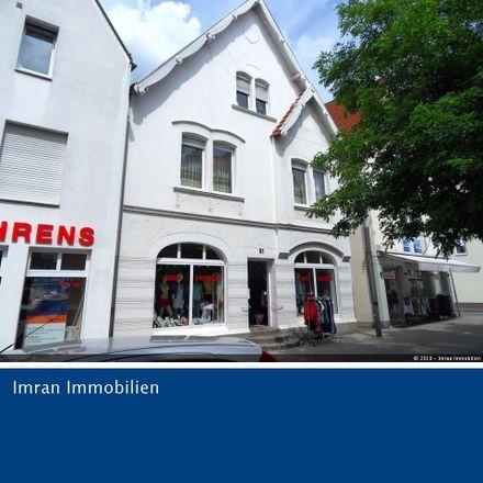 Rent this 3 bed apartment on Kreisverwaltung Gütersloh in Wasserstraße 14, 33378 Rheda-Wiedenbrück