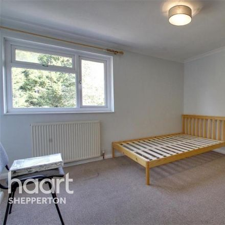 Rent this 1 bed room on 7 Cheviots in Welwyn Hatfield AL10 8JT, United Kingdom