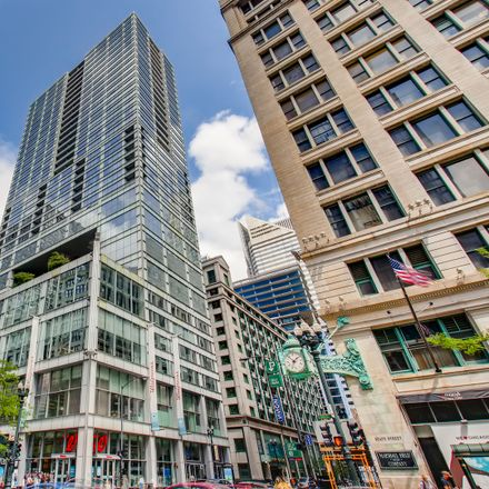 Rent this 2 bed condo on The Residences at The Joffrey Tower in 8 East Randolph Street, Chicago