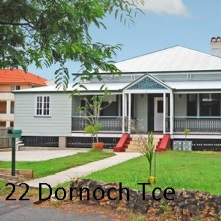 Rent this 1 bed house on 4/22 Dornoch Terrace