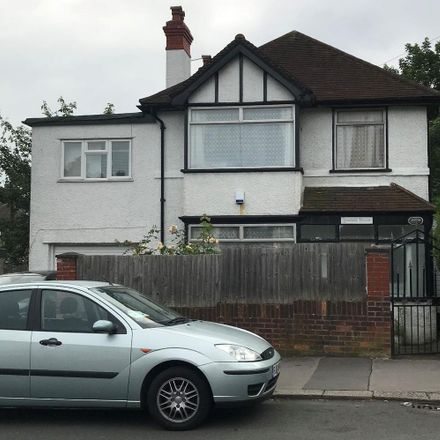 Rent this 1 bed room on Lonsdale Road in London SE25 4JL, United Kingdom