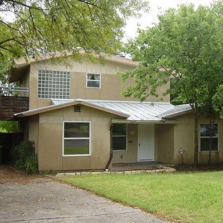 Rent this 3 bed house on 234 Karen Lane in Terrell Hills, TX 78209