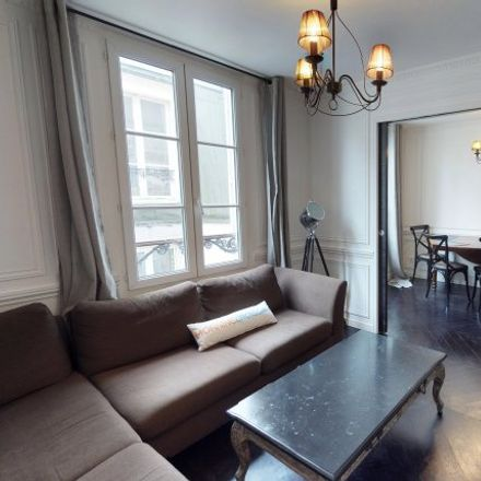 Rent this 1 bed apartment on 22 Rue Pierre Fontaine in 75009 Paris, France