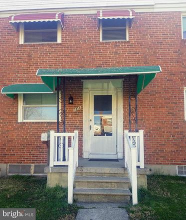 Rent this 3 bed townhouse on 7853 Kavanagh Rd in Dundalk, MD