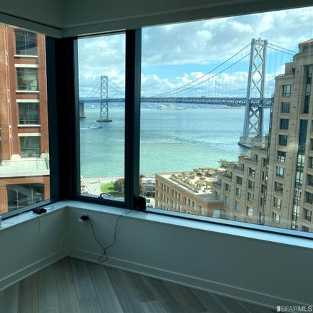 Rent this 1 bed condo on 280 Spear Street in San Francisco, CA 94105