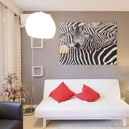 Rent this 1 bed apartment on Calle Matilde Díez in 28001 Madrid, Spain