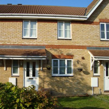 Rent this 3 bed house on Coopers Way in Houghton Regis LU5 5US, United Kingdom
