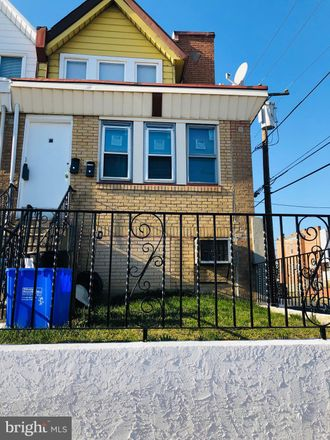 Rent this 1 bed apartment on 7166 Marsden Street in Philadelphia, PA 19135