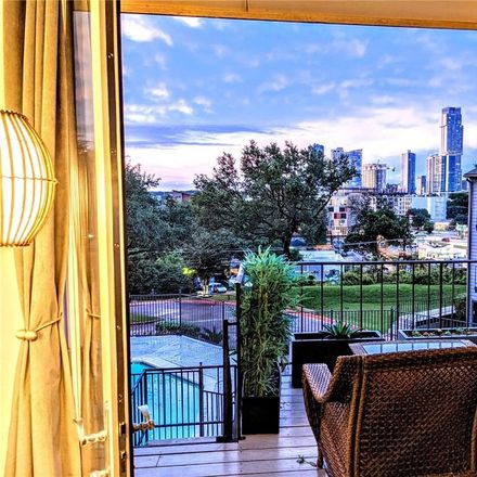 Rent this 2 bed condo on 1501 Barton Springs Road in Austin, TX 78704