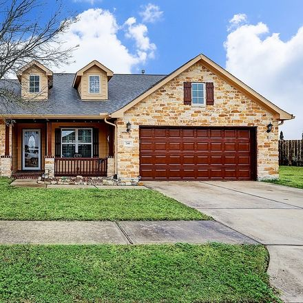 Rent this 3 bed house on 246 South Lantana Circle in Sealy, TX 77474
