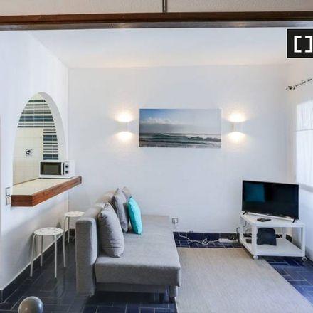Rent this 1 bed apartment on Paço do Guimas in Rua José Vicente da Costa, 2825-359 Costa da Caparica