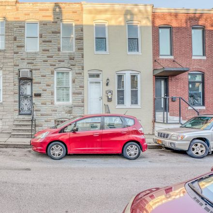Rent this 2 bed townhouse on 2727 Miles Avenue in Baltimore, MD 21211