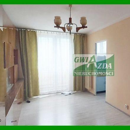 Rent this 1 bed apartment on Przychodnia Rejonowa in Karola Adamieckiego, 41-301 Dąbrowa Górnicza