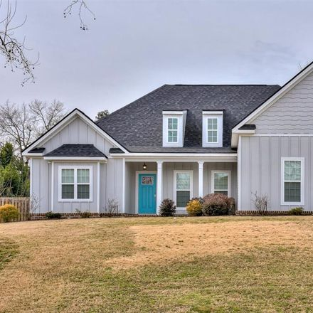 Rent this 4 bed house on 445 Parliament Rd in Augusta, GA