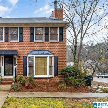 Rent this 3 bed townhouse on 4869 Riverwood Pl in Birmingham, AL