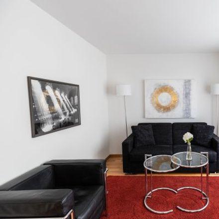 Rent this 3 bed apartment on Dahliastrasse 14 in 8008 Zurich, Switzerland