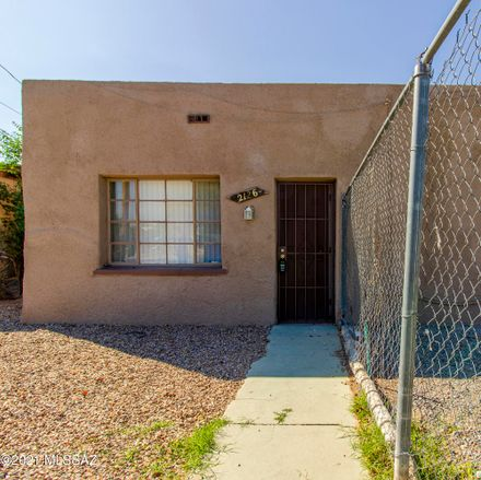 Rent this 3 bed house on 2126 South 8th Avenue in South Tucson, AZ 85713
