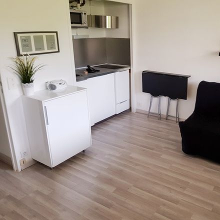 Rent this 1 bed apartment on Bd des Alisiers in 13009 Marseille, France