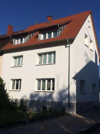 Rent this 1 bed apartment on Feierabendweg 18 in 76185 Karlsruhe, Germany
