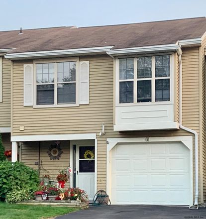 Rent this 3 bed townhouse on 61 Meadowlark Drive in City of Cohoes, NY 12047