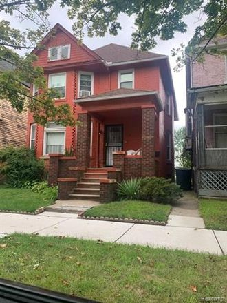 Rent this 4 bed house on 3511 Townsend Street in Detroit, MI 48214