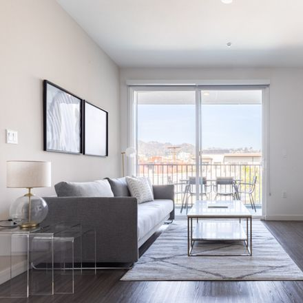 Rent this 2 bed apartment on The Dylan in 7111 Santa Monica Boulevard, West Hollywood