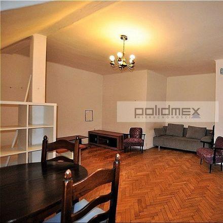 Rent this 1 bed apartment on Stiletto in Rondo Romana Dmowskiego, 00-693 Warsaw