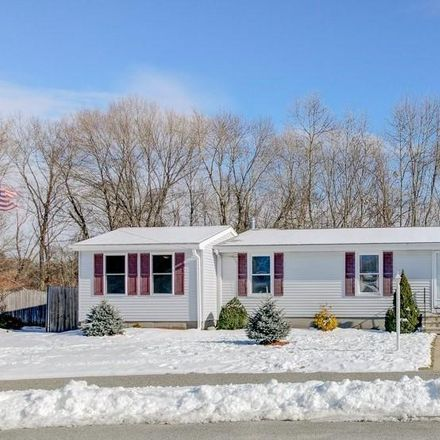 Rent this 3 bed house on 109 Burdick Drive in Cranston, RI 02920
