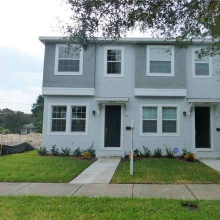 Rent this 2 bed townhouse on 1st Ave S in Saint Petersburg, FL