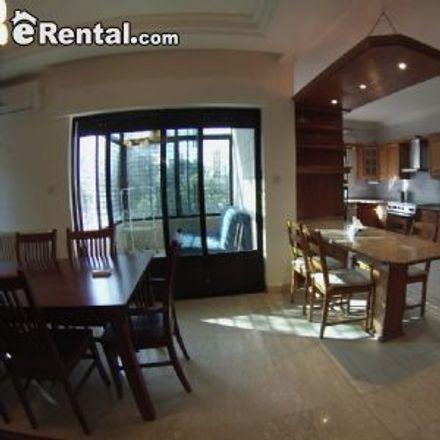 Rent this 4 bed apartment on Jawdat Sha'sh'ah Street in 11185 Amman, Jordan