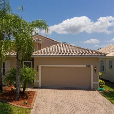Rent this 2 bed house on 20027 Alana Court in Belle Lago, FL 33928
