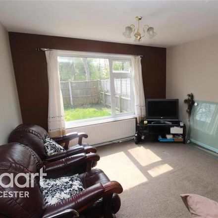 Rent this 1 bed room on 11 Cross Hedge Close in Leicester LE4 0UE, United Kingdom