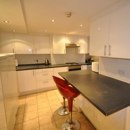 Rent this 7 bed house on Brudenell Street in Leeds LS6 1EX, United Kingdom