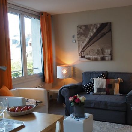 Rent this 2 bed apartment on Tours in CENTRE-LOIRE VALLEY, FR