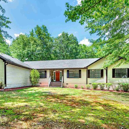Rent this 4 bed house on 151 Mask Rd in Brooks, GA