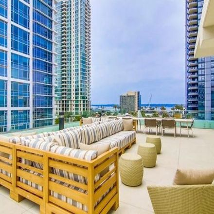Rent this 2 bed condo on Savina Condominiums in 1388 Kettner Boulevard, San Diego