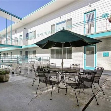 Rent this 1 bed apartment on 2833 Saint Charles Avenue in New Orleans, LA 70103