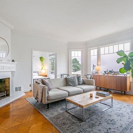 Rent this 1 bed apartment on Upper Ter in San Francisco, CA