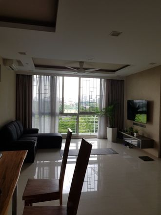 Rent this 1 bed apartment on Singapore in Ang Mo Kio Neighbourhood Marker Sign, SG