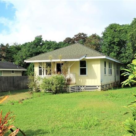 Rent this 3 bed house on Waialua Beach Rd in Haleiwa, HI