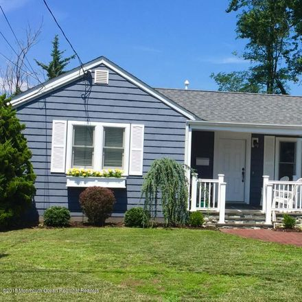 Rent this 2 bed house on 568 Central Avenue in Spring Lake Heights, NJ 07762