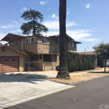 Rent this 2 bed house on 325 West Ramona Road in Alhambra, CA 91803