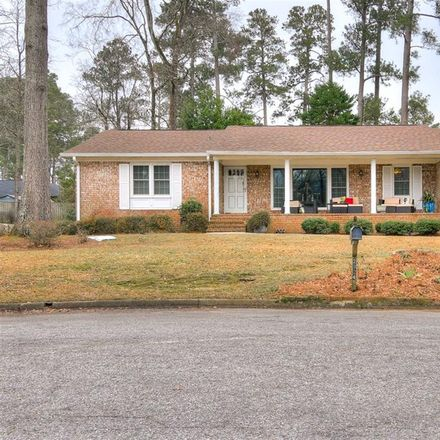 Rent this 4 bed house on 2924 Westchester Drive in Augusta, GA 30909