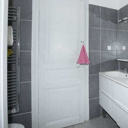 Rent this 1 bed room on 38 Rue de Lépante in 06000 Nice, France