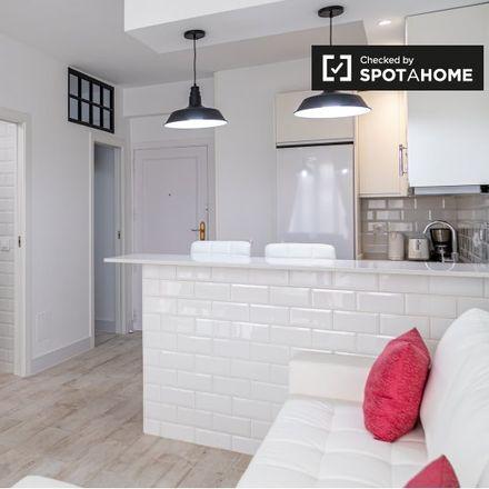 Rent this 2 bed apartment on Calle del Maestro Guerrero in 28001 Madrid, Spain