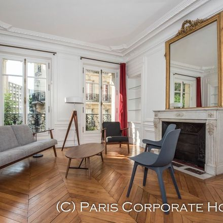 Rent this 4 bed apartment on 6 Square du Croisic in 75015 Paris, France